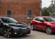 2017 Mazda 3 vs 2017 Honda Civic, an all-duel between two of the biggest names in the auto industry has been declared. Which of the two will reign supreme in this epic battle?