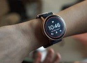 Misfit launches its first touchscreen smart watch named the Vapor.