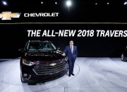 General Motors has just unveiled an all-new Chevrolet Traverse that looks more like a truck. The new SUV is now more family friendly, offers newer technology and more passenger space.