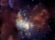 Cosmic Spitballs have been discovered by a team of researchers gushing around the Milky Way. The huge gas balls are said to root from stars ripeed by the powerful gravity of the black hole in the middle of Milky Way.