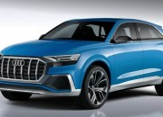 Audi is once again taking things to another level as it introduces its Q8 Concept, an SUV that looks like a coupe.