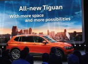 The Volkswagen Tiguan, which had its production debut in 2007, just received a new version in the form of the AllSpace. The name Tiguan was derived from the German words that means Tiger and Iguana.