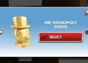 Hasbro is letting fans choose eight new Monopoly tokens from a pool of 56 which includes a number of emojis and the hashtag symbol.