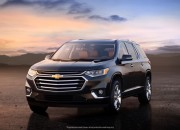 2018 Chevrolet Traverse has been upgraded in a major way.