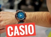 Casio has finally unveiled its 2nd generation smart watch at CES 2017.