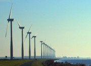 Netherland's all electric trains would be now running on the renewable source of energy, that is wind power.