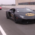 The Batventador - a Dark Knight-inspired Lamborghini Aventador was on hand at the Circuit of the Americas in Austin.