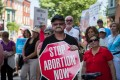 Pro-Life Rally Held Ahead Of Democratic National Convention In Philadelphia