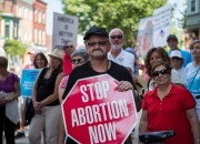 A survey released Tuesday finds that the rate of abortions in the US has declined since the Supreme Court legalized its procedure in 1973. Statistic date from the Guttmacher Institute says that the abortion rate in 2014 was 14.6 abortions per 1000 women ages 15 to 44. In 1973 the rate of abortion was 16.3.