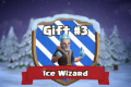 Clash of Clans | Ice Wizard (Clashmas Gift #3)