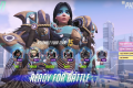 Rogue TviQ as Pharah reach 83 Elims on Hanamura / Overwatch Competitive Play (Ranked Gameplay)