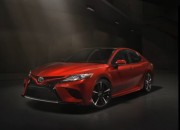 Toyota Camry 2018 is set to bring best-in-class fuel economy.