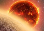 Astronomers revealed that GJ1132b atmosphere has proportions of water and methane similar to Earth's. The alien planet is also suspected to have bodies of water.