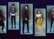Here's everything you're getting in the new The Sims 4 Vampires Game Pack from the new neighborhood to new items.