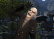 The Sims 4 Vampires game pack offers the opportunity to become a super powerful vampire but not without weaknesses.