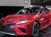 The new Toyota Camry enters its eighth generation with the 2018 model. Unlike the previous seven generations, the new Toyota Camry was developed to deliver an improved driving experience.