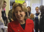 After being diagnosed with encephalitis, former US senator Kay Hagan, has moved to Atlanta for rehabilitation. A spokesperson have said in a statement that Hagan have gradually recovered from the disease is now getting therapy from a hospital that focuses on brain and spinal cord issues.