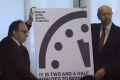 Doomsday Clock Ticks Two And A Half Minutes To Midnight