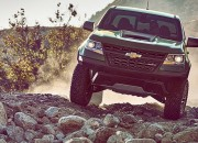 The 2017 Chevrolet Colorado's returning V6 engine has become a bit more powerful than the last.