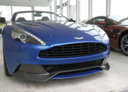 Before the Aston Martin Vanquish line receives a complete redesign, the British manufacturer is releasing one more monster - that is as beautiful as it is powerful - into the market: The Vanquish S Volante.