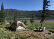 A new research finds that camping and sleeping in the outdoors greatly reduces insomnia. The avoidance of artificial light, and the exposure to natural light plays a significant role in promoting early sleep