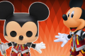 Kingdom Hearts Funko POPs First Look! King Mickey, Goofy, Donald & More.
