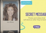 Viber has come up with a new service called Secret Messages which allows users to keep messages private by having them self-destruct after reading.