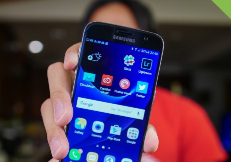 Samsung Galaxy S7 Unboxing & First 48 Hours