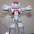 Tai chi is a noncompetitive martial art known for both its defense techniques and its health benefits. A student, Jane Wu at Harvey Mudd College in California, was able to write instruction codes for a small robot to gracefully perform Tai Chi movements.