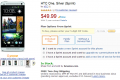 HTC One Amazon $49.99 deal
