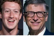 Along with Steve Jobs, Bill Gates is probably the most important figure in tech history.  On his part, Mark Zuckerberg is the most important member of Silicon Valley, and his power could increase in midterm.