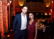 Robert Pattinson and fiance FKA Twigs were spotted out on a dinner date despite rumors that they have called off the wedding and broken up already.