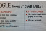 A new leak suggests that the Nexus 7 will ship with two features to justify its price increase.