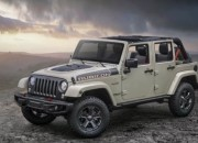 The 2017 Jeep Wranger gets a Rubicon Recon Edition as a replacement for the outgoing Hard Rock edition.