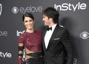 Ian Somerhalder and Nikki Reed finally adresses issues on alleged feud with actress Nina Dobrev on the latter's past relationship with Somerhalder.