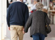 A new type of relationship is being made by divorced older people. Older adults are open to living apart together.