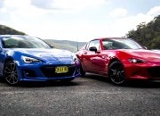 If you ever find yourself torn between the 2017 Mazda MX-5 Miata vs 2017 Subaru BRZ, remember that it all boils down to which one gives you more comfort.