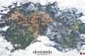 'Horizon: Zero Dawn' World Map Leaks, Previews Three Main Regions
