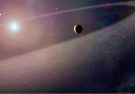 Dwarf Star Might Have Life Building Blocks