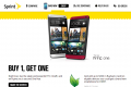 Sprint HTC One promotional offer