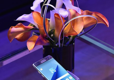 Samsung 837 Celebrates The Unveiling Of The New Galaxy Note7 With Do More Series Panel