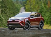 """The 2018 Toyota RAV4 will be available in """"Adventure"""" model, which will be equipped with a whole lot of features that give it an off-road worthy capability."""