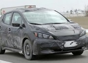 Spy shots suggest the 2018 Nissan Leaf has borrowed a few elements from the Nissan IDS concept.