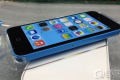 Leaked image of iPhone 5C in blue