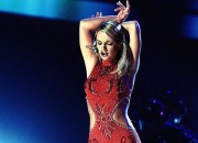 Katy Perry has angered Britney Spears fans after she made a joke about the singer's mental breakdown in 2007 and over her shaved head in 2003.