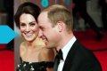 Kate Middleton and Prince William Step Out At 2017 BAFTA Awards