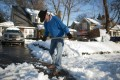 Winter Storm Affects North Carolina