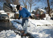 A team of Canadian researchers has underscored the potential risks of heart attack for men who shovel snow piles after any major snowfall. The researchers analyzed decades of medical data involving hospitalizations and heart attack deaths in men to reach a conclusion that snowstorms portend death for men who shovel snow.