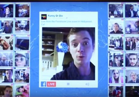 Facebook's TV streaming app