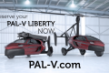 PAL-V  Begins Accepting Pre-Orders For Its Liberty Vehicles